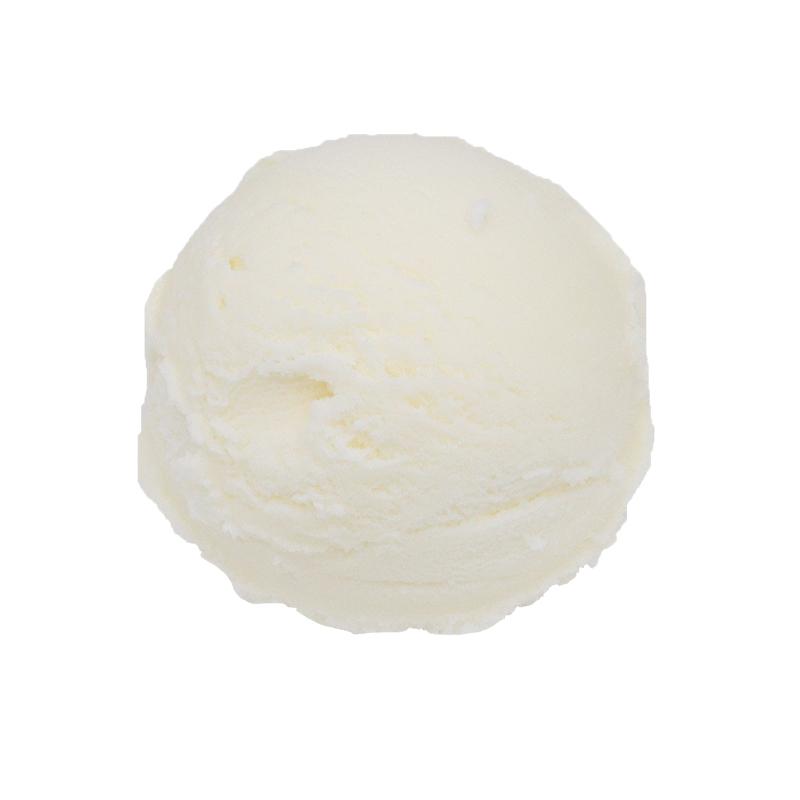 杏仁アイスクリーム